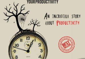 4410Kindle/Printed Book Cover Productivity (Full PSD)
